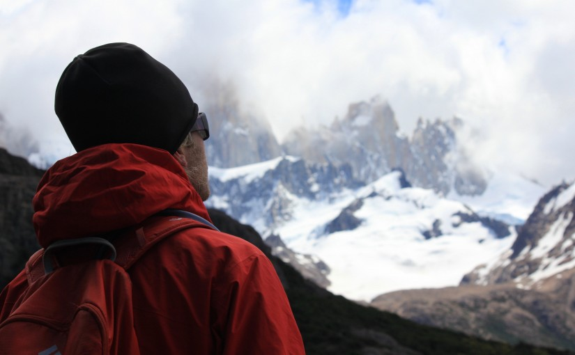 The Chaltén Massif in Patagonia